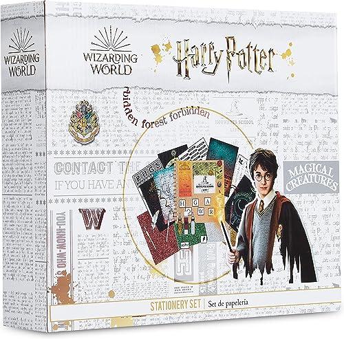 HARRY POTTER Album Photo Scrapbooking À Décorer avec Stickers, Activités Manuelles pour Enfants avec 60 Accessoires p...