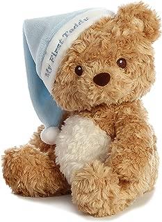 Aurora World First Teddy Plush, Blue