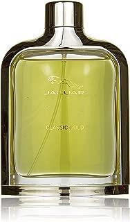 Jaguar Classic Gold By Jaguar Edt Spray/FN236216/3.4 oz/men/