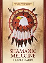SHAMANIC MEDICINE ORACLE (50 cards + 96-page guidebook, boxed))