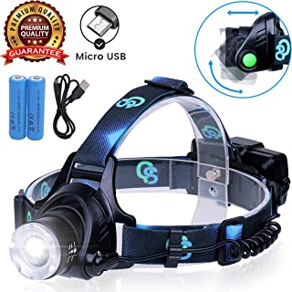 Best led ski helmet lights Reviews