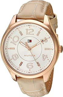 Tommy Hilfiger Women's Quartz Gold Casual Watch(Model: 1781674)