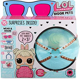 L.O.L. Surprise! Biggie Pet- Cottontail Q.T.