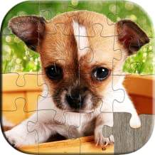Cute Dog and Puppy Puzzles for Kids - Full version (Freetime Edition) - Fun and Educational Jigsaw Puzzle Game for Kids and Preschool Toddlers, Boys and Girls 2, 3, 4, or 5 Years Old