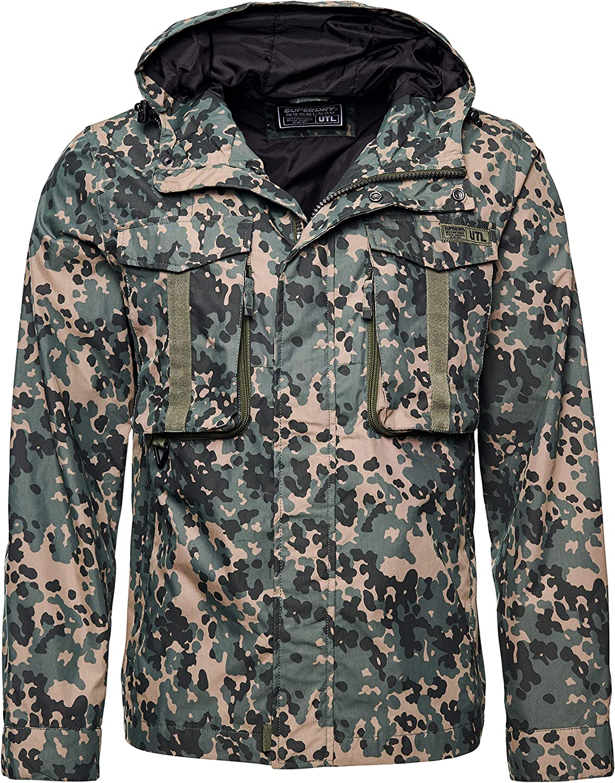 Superdry Dress Code Cagoule Chaqueta para Hombre