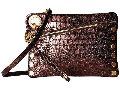 Hammitt Nash Large (Doppio Nilo/Brushed Gold) Handbags