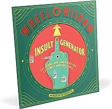 Knock Knock Insult Generator Wheel O' Wisdom