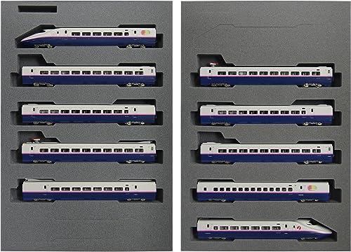 E2 Series Tohoku Shinkansen [Hayate] Full Restoration - First Train (10-voiture Set) [Limited]