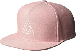 Triple Triangle Snapback