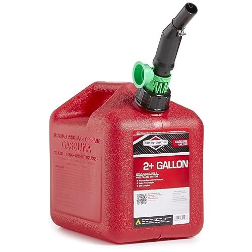 Briggs & Stratton Smart-Fill 2+ Gallon Gas Can