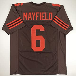 Best baker mayfield signed Reviews