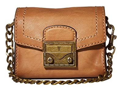 Frye Ella Belt Bag (Beige) Bags