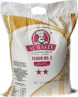 Al Baker Chappati Atta 10 kg Bag 2 Star