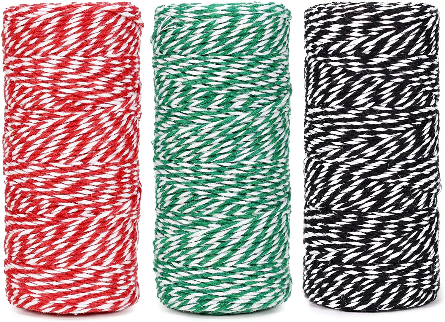 Cotton Very popular! Bakers Twine Popular standard String 328 Feet Crafts for 100m and Baking