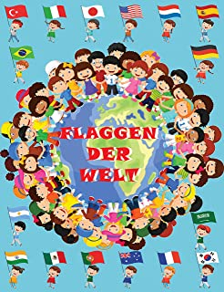 Flaggen der Welt (German Edition)