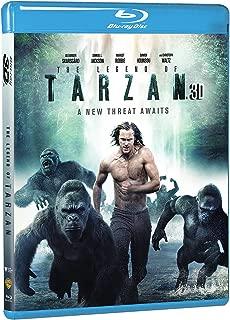 Legend of Tarzan, The  (3DBD)