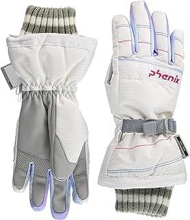 phenix(菲尼克斯) Snow Crystal Girl's Gloves PS8H8GL90 WT JL