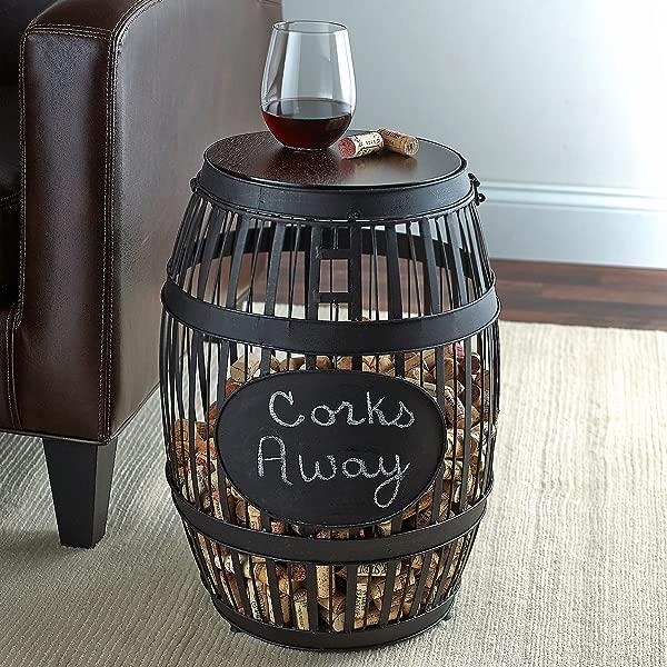 葡萄酒爱好者桶软木捕手口音表持有 400 软木