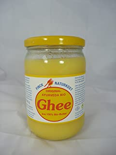 Finck Alimentos Orgánicos - ghee ayurvédica Orgánica,