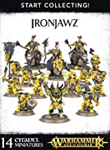 Games Workshop Warhammer Age Sigmar Start Collecting! Ironjawz