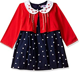 nauti nati Baby Girls' Midi Dress