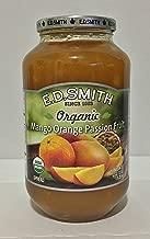 44oz ED Smith Organic Mango Orange Passion Fruit Spread, Pack of 1