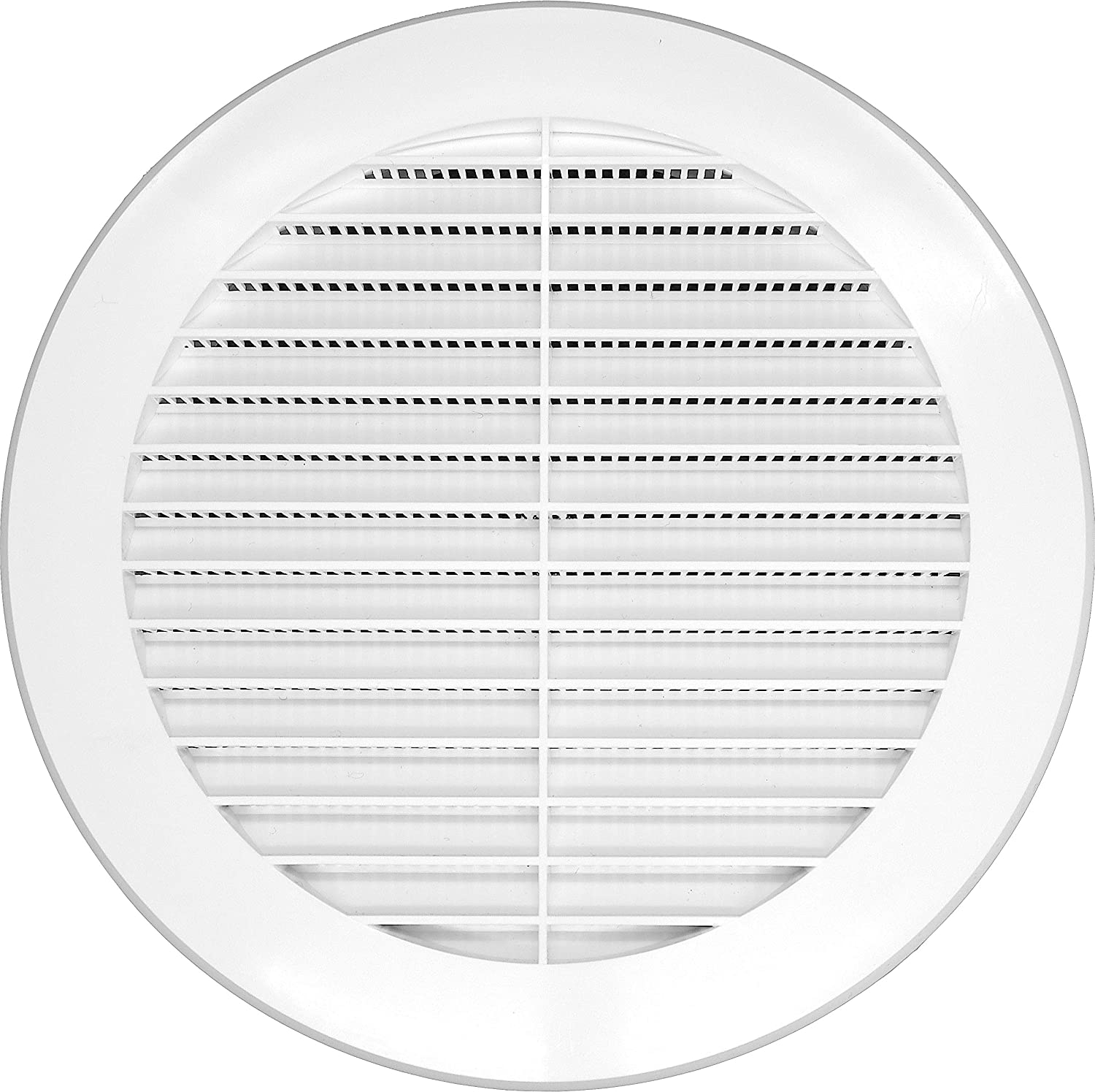 Vent Cover - Round Louver Soffit Grille Air Sales results Sale Special Price No. 1