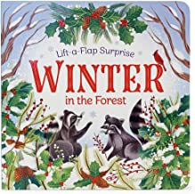 Winter in the Forest (Lift-a-Flap Surprise) (Lift-A-Flap Surprise Pop-Up Board Books)