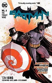 Batman Vol. 9: The Tyrant Wing