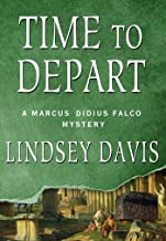 time to depart lindsey davis