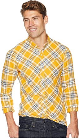 Chet - Long Sleeve Flannel