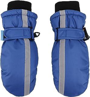SimpliKids Children's Snow Sports Thinsulate Insulation Waterproof Winter Mittens