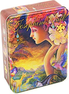 MasterPieces Random Collectible Jigsaw Puzzle Tin, Art by Josephine Wall, 1000-Piece