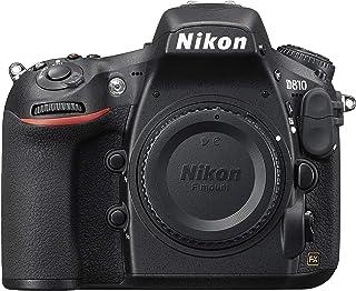 Nikon D810 DSLR Camera Body Only, Black
