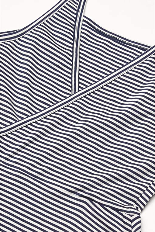 True Navy Stripe