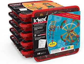 K'NEX Education - Simple Machines Classroom Pack - for 12-18 Students - Elementary Education Set