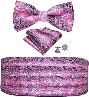 Amazon.es: Rosa - Fajines / Corbatas, fajines y pañuelos de ...
