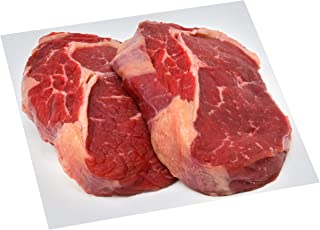 Australian Grass Fed Beef Ribeye, 200g (Pack of 2) (Halal) - Chilled
