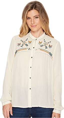 Double D Ranchwear - Makin' Tracks Top