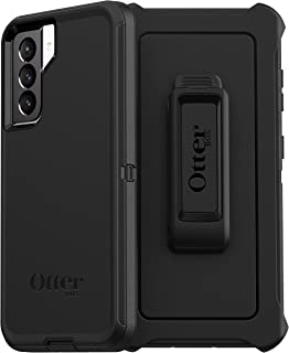 OtterBox Defender Series, Rugged Protection for Samsung Galaxy S21 5G - Black