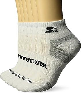 Starter womens STR112157 6-pack Quarter-length Athletic Socks Casual Sock