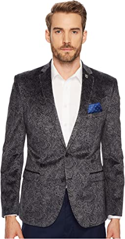 Rings Around Saturn Paisley Sport Coat