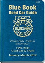 Kelley Blue Book Used Car Guide: Consumer Edition January-March 2012