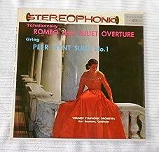 Tchaikovsky Romeo and Juliet Overture & Grieg Peer Gynt Suite No. 1 Op. 46