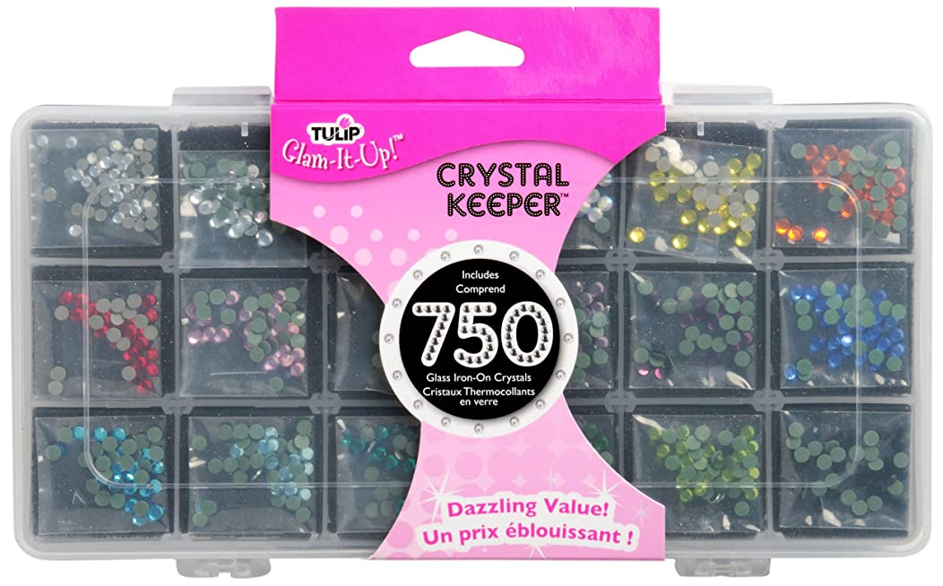 Tulip Glam-It-Up Crystal Keeper