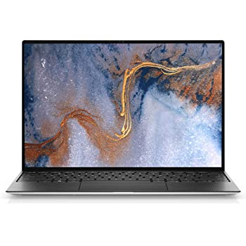 Dell New XPS 13 9300 13.4-inch FHD InfinityEdge Touchscreen Laptop (Silver), Intel Core i7-1065G7 10th Gen, 16GB RAM, 512GB SSD, Windows 10 Pro (XPS9300-7909SLV-PUS)