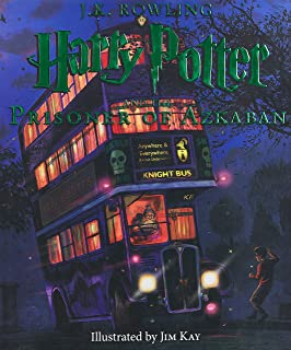 Harry Potter and the Prisoner of Azkaban: The Illustrated Edition, 3