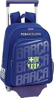 FC Barcelona Mochila pequeña Ruedas, Carro, Trolley.