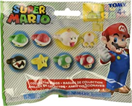 Super Mario Brothers Collector Rings Blind Bag