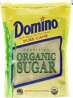 Domino Pure Cane Organic Sugar - 24 oz